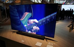 تلویزیون X9000F سونی