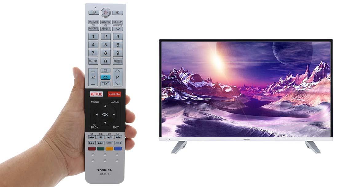 تلویزیون LED توشیبا 65