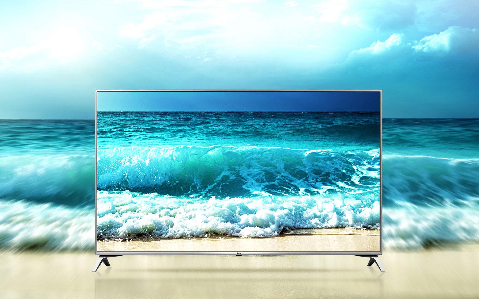 قیمت تلویزیون 4K ال جی مدل 49UJ651 سایز 49 اینچ