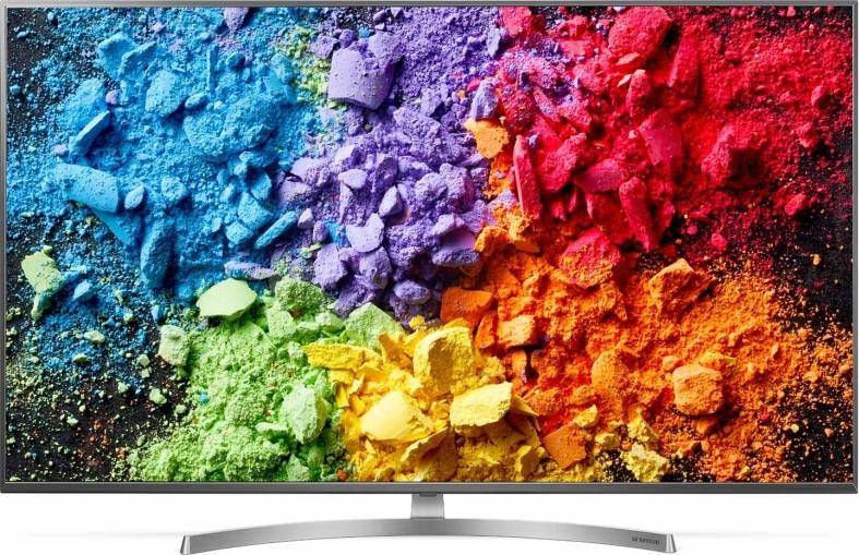قیمت و خرید تلویزیون 4K ال جی مدل 55SK8100