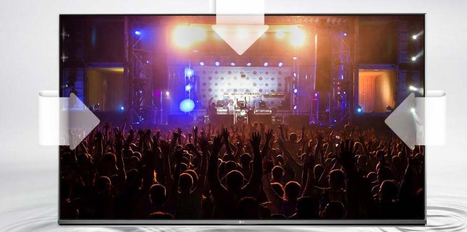 قیمت تلویزیون 4K ال جی مدل 65UK6700 از بانه