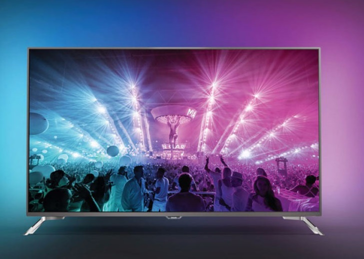 تلویزیون 65 اینچ و 4K فیلیپس مدل 65PUS7101