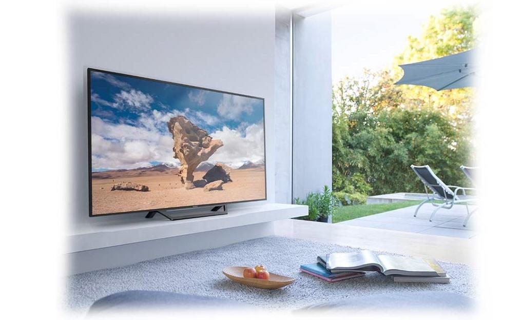 قیمت تلویزیون هوشمند فول اچ دی سونی مدل 40W650D