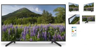 خرید تلویزیون 4k سونی مدل 55XF7096 از بانه