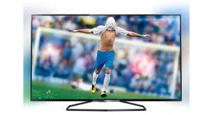 قیمت تلویزیون هوشمند فیلیپس مدل 55PFK6589 از بانه