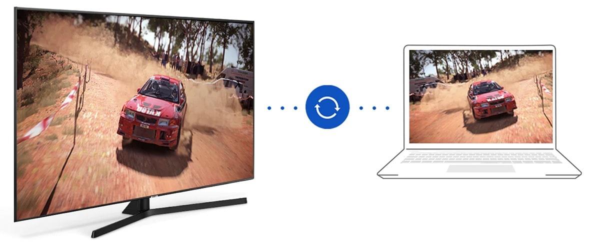 قیمت تلویزیون 4K سامسونگ مدل 65NU7400 در بانه