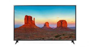 قیمت تلویزیون 4k ال جی 49UK6300 از بانه