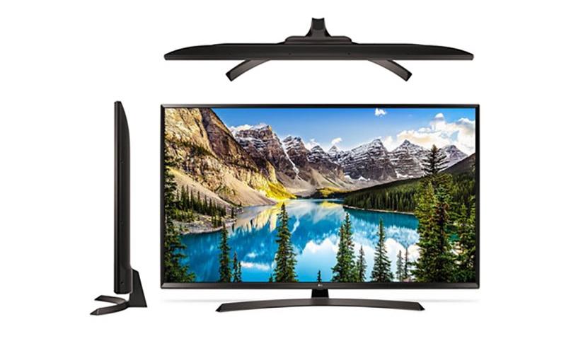 قیمت تلویزیون هوشمند ال جی فورکی مدل 60UJ634T از بانه