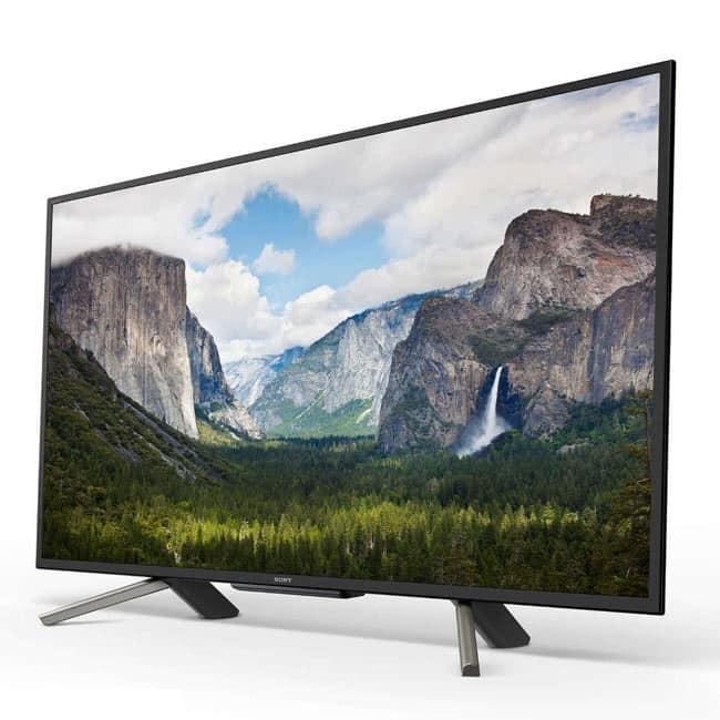 قیمت تلویزیون ال ای دی سونی مدل 43W660F از بانه
