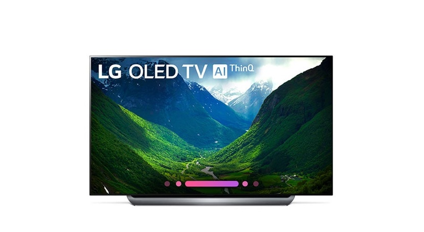 خرید تلویزیون اولد و 55 اینچ ال جی مدل 55C8 از بانه