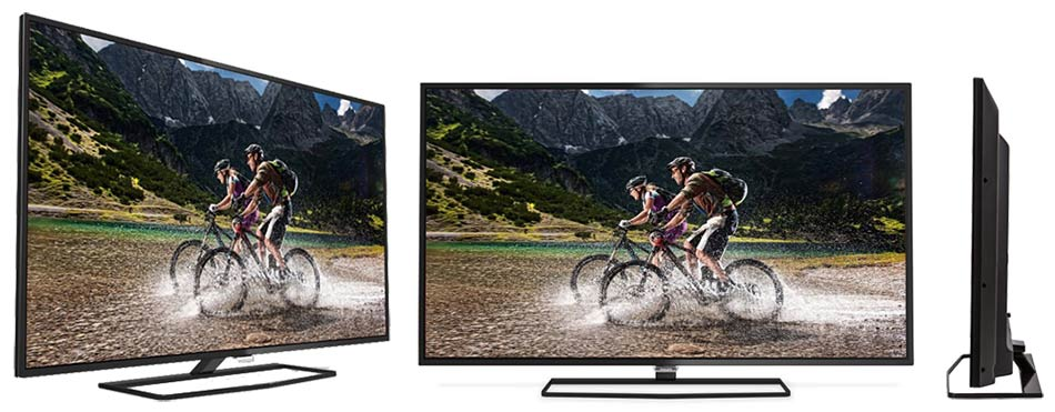 خرید تلویزیون فول اچ دی هوشمند فیلیپس مدل 55PFT5500