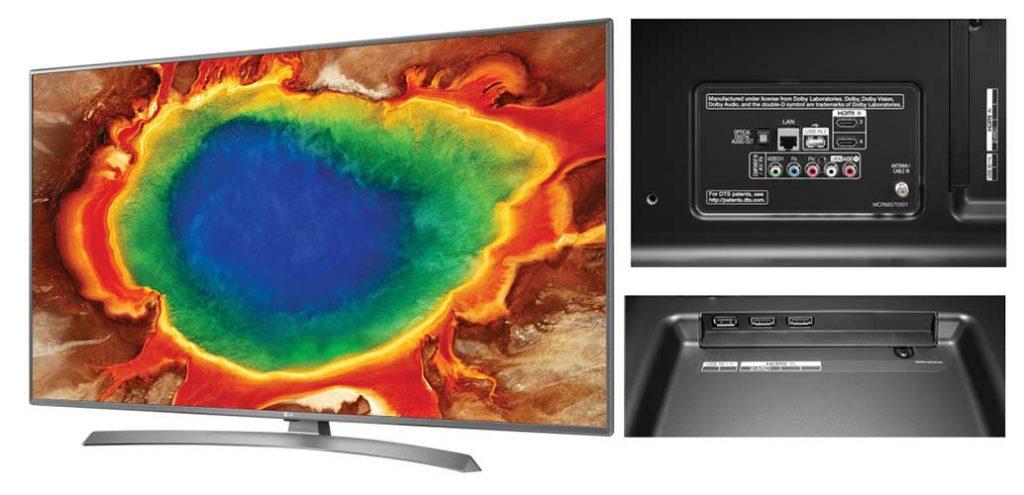 خرید تلویزیون 4k ال جی مدل 65UJ670V