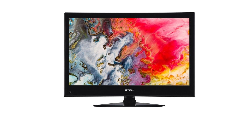 خرید تلویزیون ال ای دی ایکس ویژن مدل 24XS450 سایز 24 اینچ
