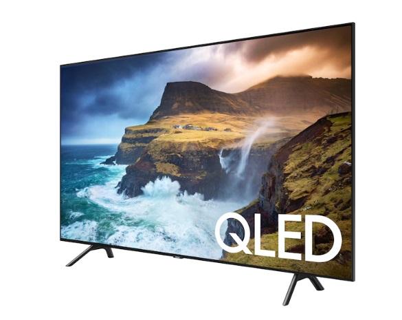 قیمت عمده تلویزیون ۶۵ اینچ ۴K QLED سامسونگ مدلQ70