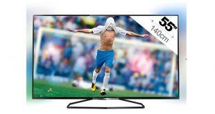 قیمت تلویزیون فیلیپس 55 اینچ هوشمند مدل 55PFK6589