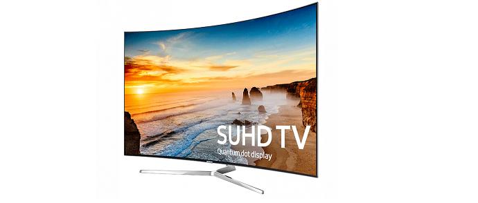 قیمت تلویزیون ۵۵ اینچ منحنی SUHD سامسونگ مدل 55KS9500