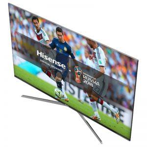 قیمت و مشخصات تلویزیون 65 اینچ هایسنس مدل 65U7A