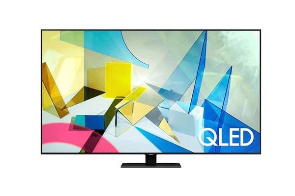 قیمت تلویزیون QLED هوشمند 4K سامسونگ مدل 55Q80T