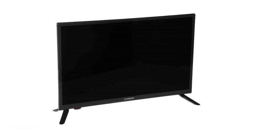 قیمت تلویزیون ال ای دی ایکس ویژن مدل 24XS460 سایز 24 اینچ