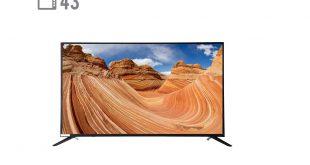 قیمت تلویزیون شهاب مدل 43SH92N1 سایز 43 اینچ