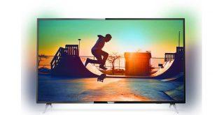 تلویزیون هوشمند فیلیپس PHILIPS 50PUT6233