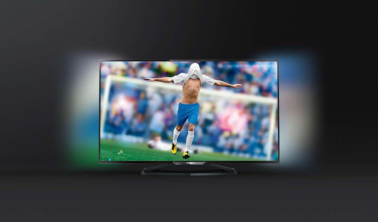 تلویزیون فیلیپس هوشمند ال ای دی مدل 55PFK6589