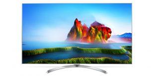 خرید تلویزیون 49 اینچ 4K نانوسل ال جی مدل 49SJ80000GI
