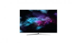 قیمت تلویزیون ال ای دی هوشمند جی پلاس مدل GTV-65KU721S سایز 65 اینچ