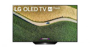 قیمت تلویزیون اولد ال جی 55B9
