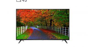 خرید تلویزیون ال ای دی تی سی ال مدل 43D3000 سایز 43 اینچ